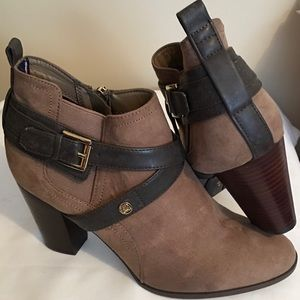 ( New)Tommy Hilfiger Ankle Boots